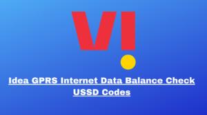Idea Data Balance Check