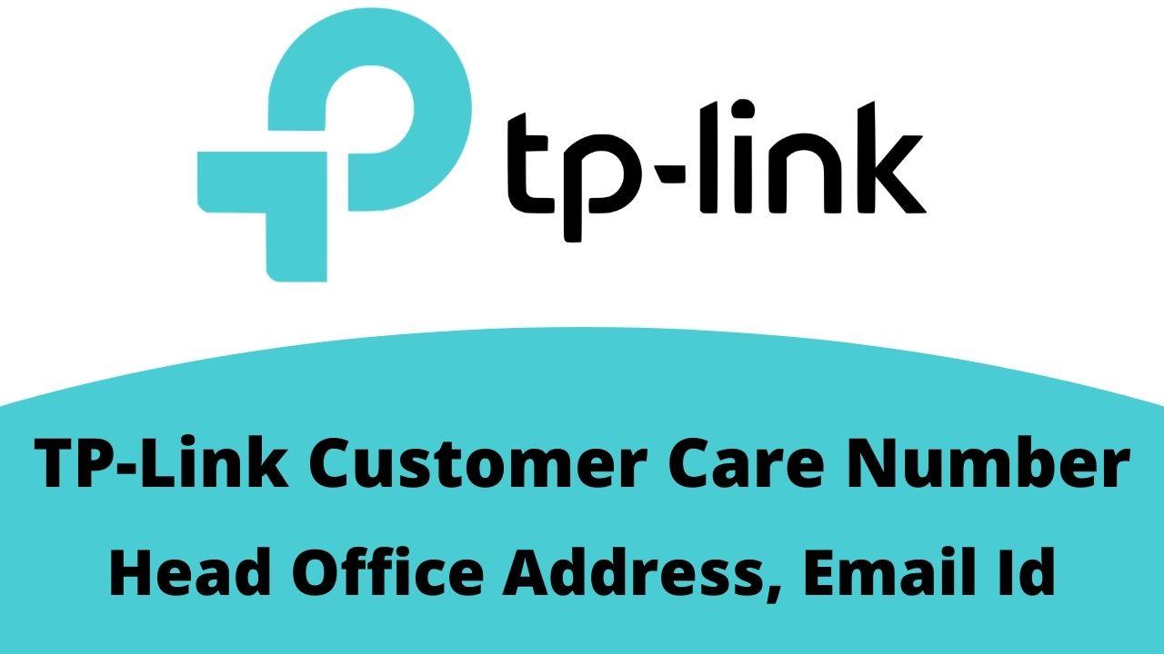 TP-Link Customer Care Number