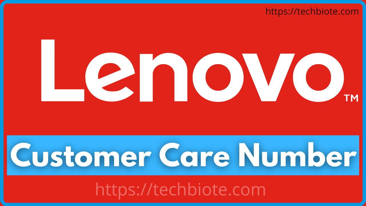 lenovo-customer-care-number