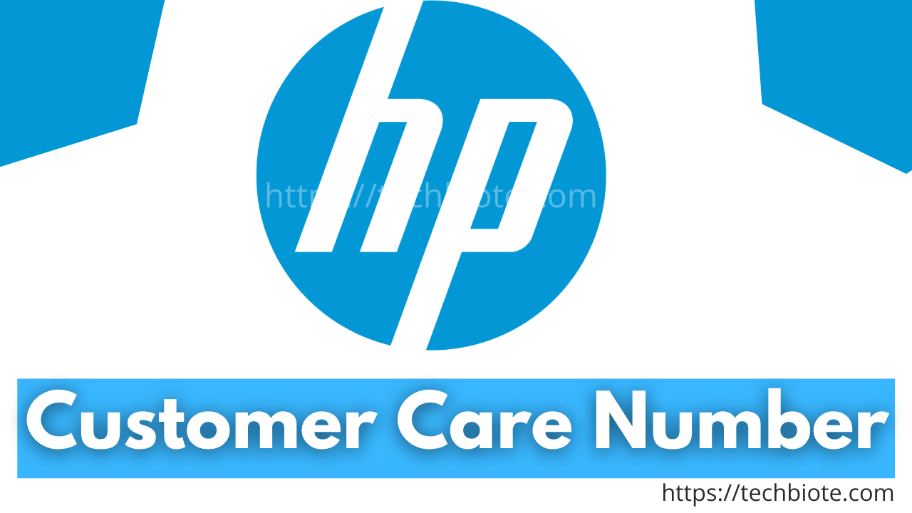 hp india customer care number