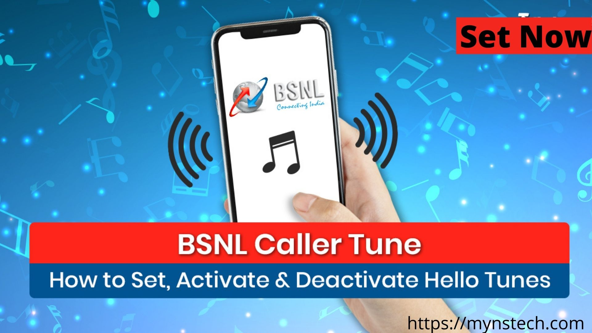 How to Set Caller Tune in BSNL