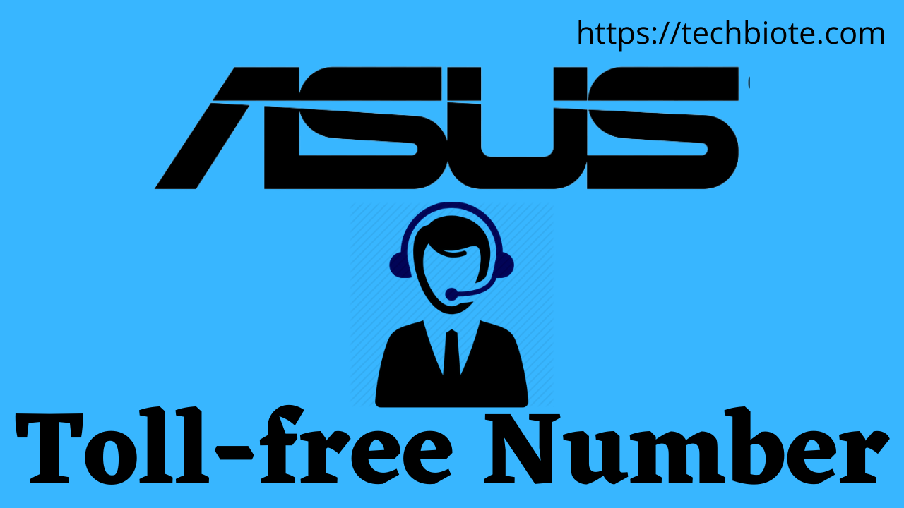 Asus Customer Care Number