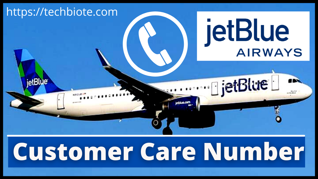 Jet Blue Customer Care Numbers