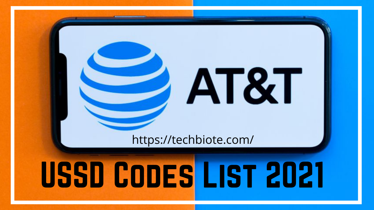 AT&T USSD Codes List