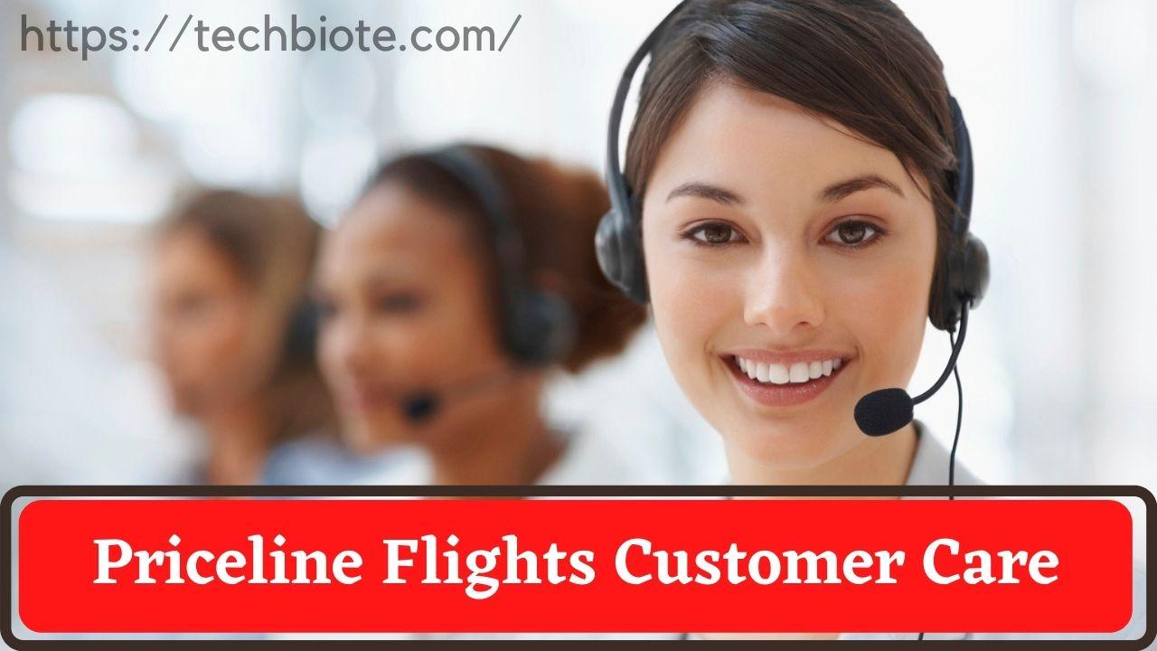 Priceline Flights Customer Care