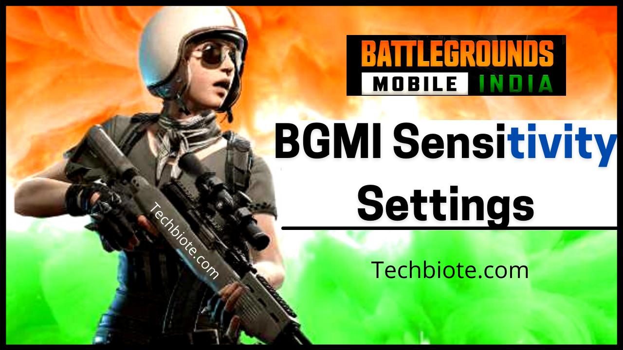 Best BGMI Sensitivity Settings