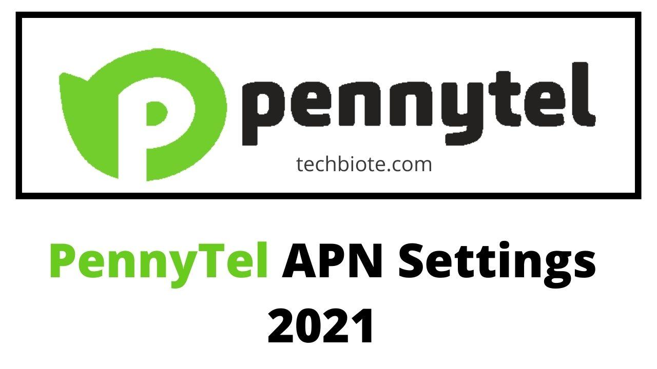PennyTel APN Settings