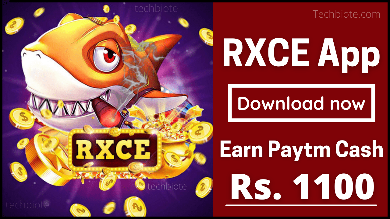 RXCE App